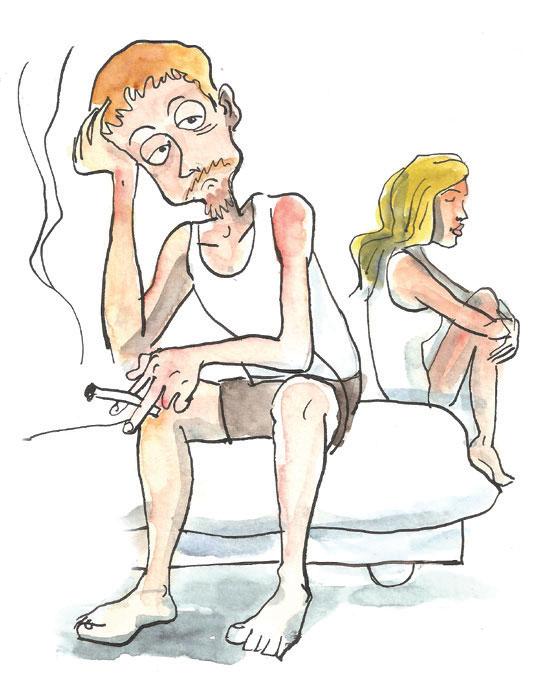 fumo danni nell'uomo e nella donna