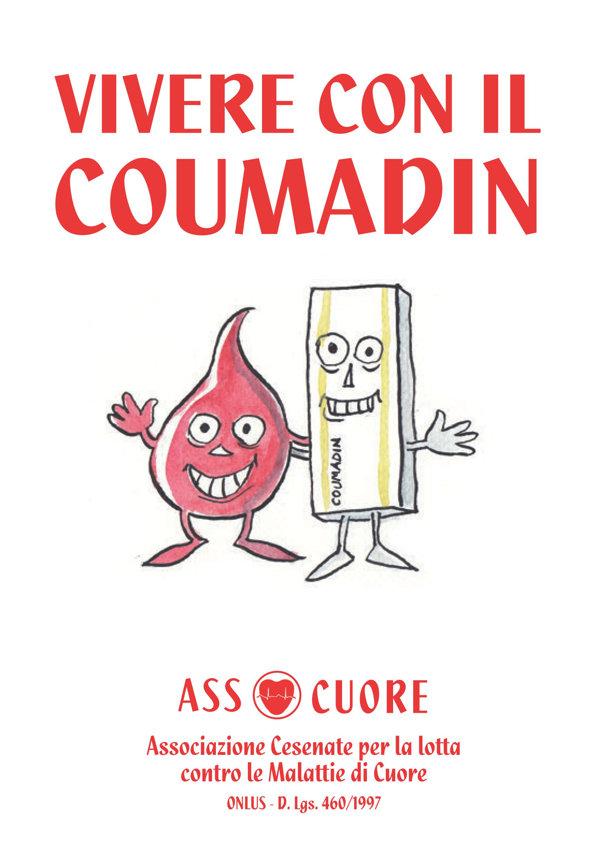 Vivere con il coumadin - assocuore copertina